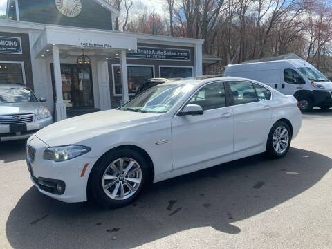2015 BMW 5 Series for sale at Ocean State Auto Sales in Johnston RI