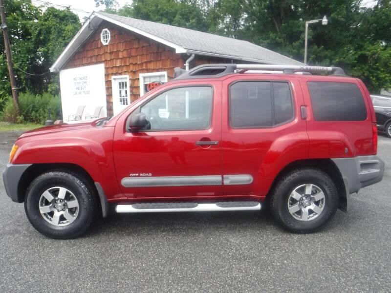 2010 Nissan Xterra for sale at Trade Zone Auto Sales in Hampton NJ