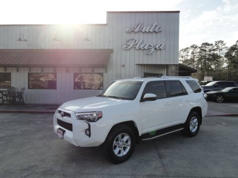 2016 Toyota 4Runner for sale at Grantz Auto Plaza LLC in Lumberton TX