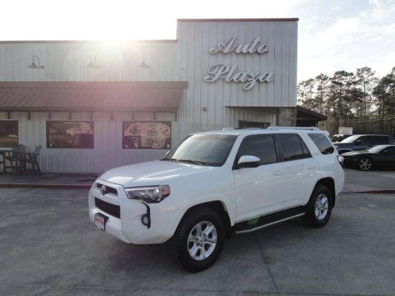 2016 Toyota 4Runner for sale at Grantz Auto Plaza LLC in Lumberton TX