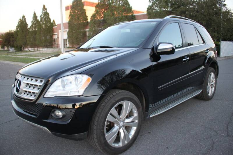 2010 Mercedes-Benz M-Class for sale at Motor City Idaho in Pocatello ID