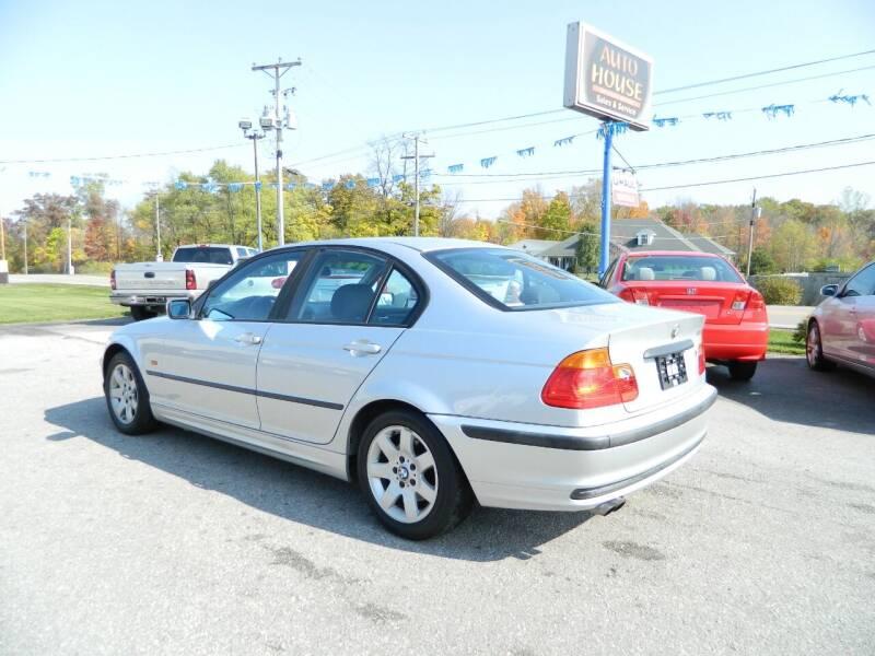 2001 BMW 3 Series 325i 4dr Sedan - Fort Wayne IN