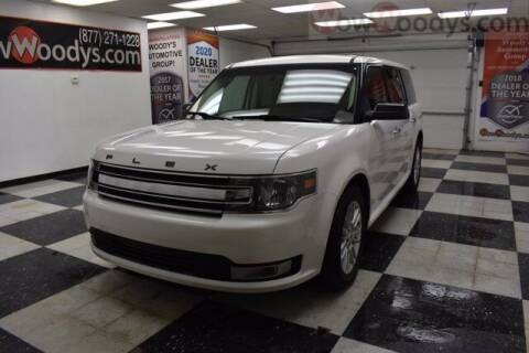 2019 Ford Flex for sale at WOODY'S AUTOMOTIVE GROUP in Chillicothe MO