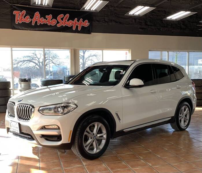 2019 BMW X3 for sale at The Auto Shoppe in Springfield MO
