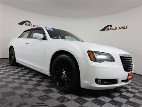 2013 Chrysler 300 for sale at Bald Hill Kia in Warwick RI