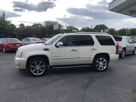 2007 Cadillac Escalade for sale at BWK of Columbia in Columbia SC