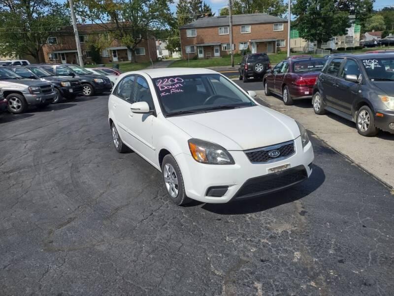 2011 Kia Rio5 for sale at Flag Motors in Columbus OH
