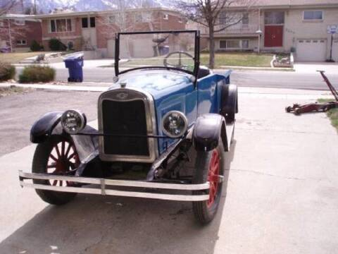 1925 Chevrolet C/K 20 Series for sale at Haggle Me Classics in Hobart IN