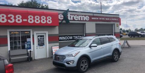 2013 Hyundai Santa Fe for sale at Extreme Auto Sales in Plainfield IN