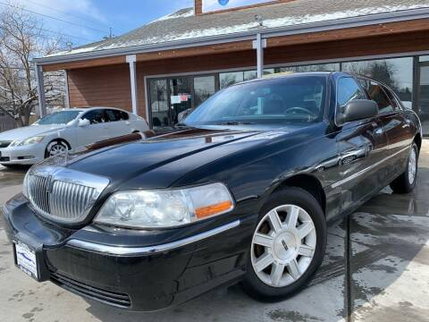 2011 Lincoln Town Car for sale at Global Automotive Imports in Denver CO