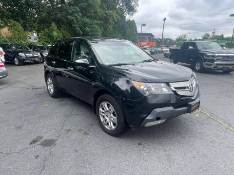 2008 Acura MDX for sale at The Car House in Butler NJ
