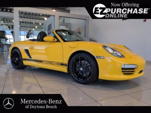 2012 Porsche Boxster for sale at Mercedes-Benz of Daytona Beach in Daytona Beach FL