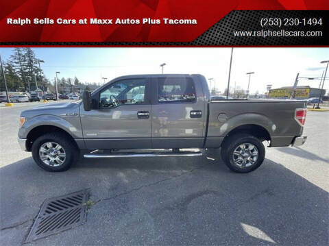 2011 Ford F-150 for sale at Ralph Sells Cars at Maxx Autos Plus Tacoma in Tacoma WA