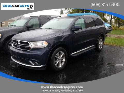 2014 Dodge Durango for sale at Cool Car Guys in Janesville WI