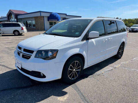 2017 Dodge Grand Caravan for sale at Schulz Automotive Inc in Reedsburg WI