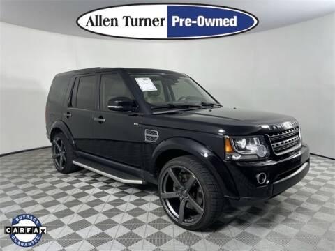 2015 Land Rover LR4 for sale at Allen Turner Hyundai in Pensacola FL