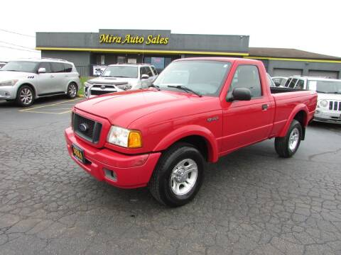 2004 Ford Ranger for sale at MIRA AUTO SALES in Cincinnati OH