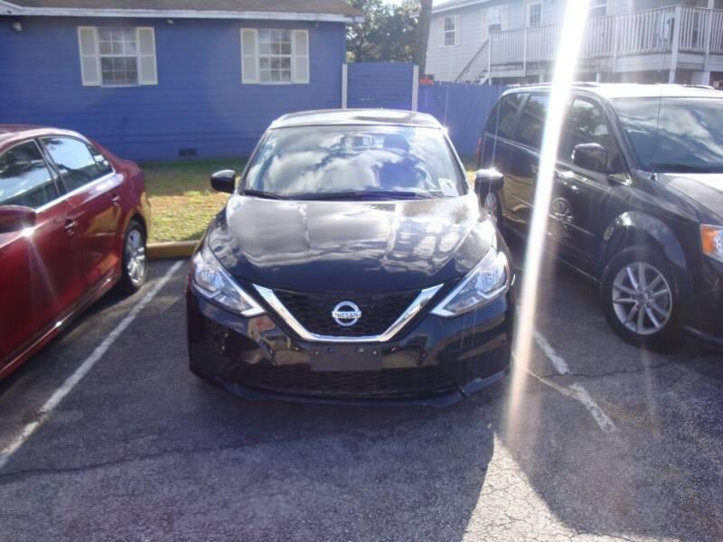 2017 Nissan Sentra for sale at Mikano Auto Sales in Orlando FL