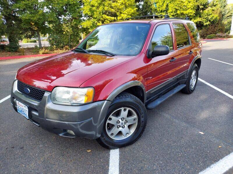 2004 Ford Escape for sale at Cars & Trailers in Portland OR