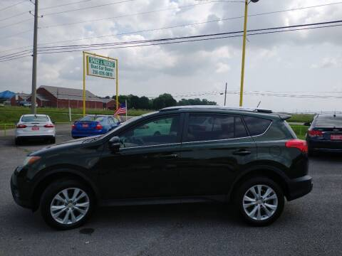 2013 Toyota RAV4 for sale at Space & Rocket Auto Sales in Meridianville AL