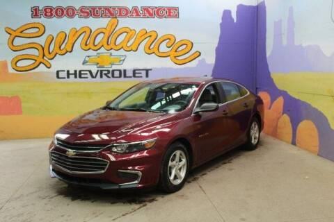 2016 Chevrolet Malibu for sale at Sundance Chevrolet in Grand Ledge MI