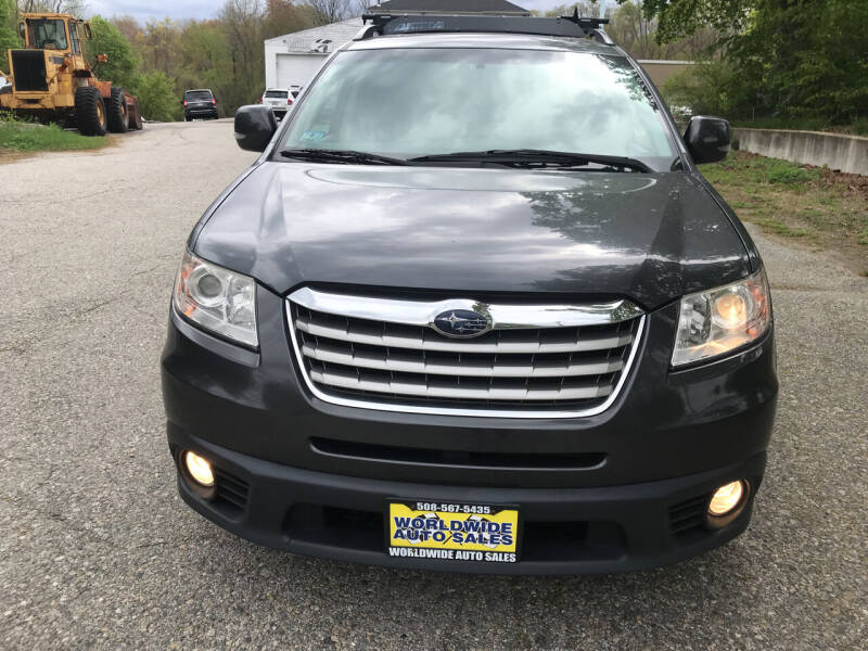 2008 Subaru Tribeca for sale at Worldwide Auto Sales in Fall River MA