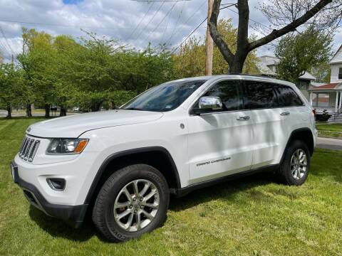 2014 Jeep Grand Cherokee for sale at JOANKA AUTO SALES in Newark NJ