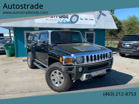 2008 HUMMER H3 for sale at Autostrade in Indianapolis IN