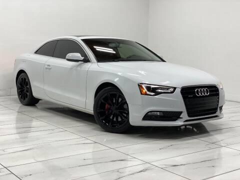 2014 Audi A5 for sale at HIGH CLASS AUTO SALES in Rancho Cordova CA