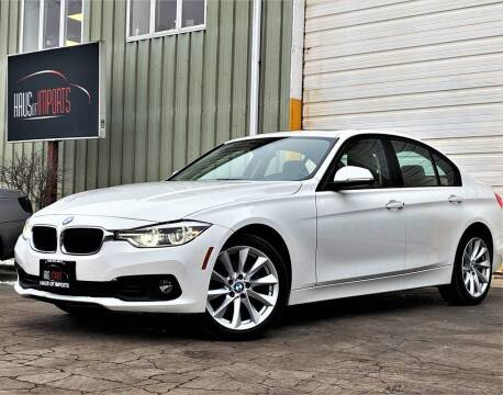 2018 BMW 3 Series for sale at Haus of Imports in Lemont IL