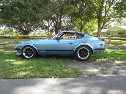 1977 Datsun 280Z for sale at Classic Car Deals in Cadillac MI