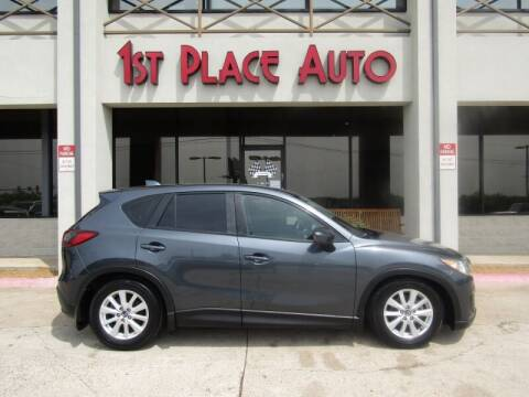 2013 Mazda CX-5 for sale at First Place Auto Ctr Inc in Watauga TX