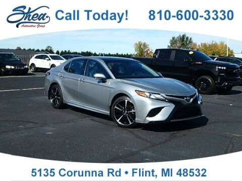 2018 Toyota Camry for sale at Jamie Sells Cars 810 in Flint MI