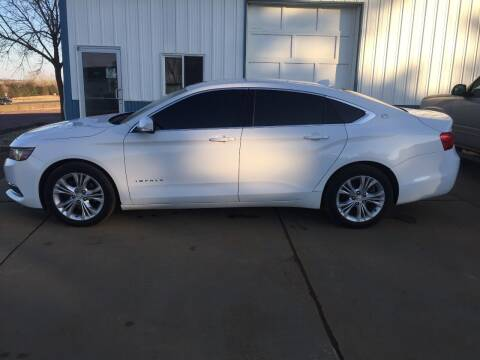 2014 Chevrolet Impala for sale at Bauman Auto Center in Sioux Falls SD