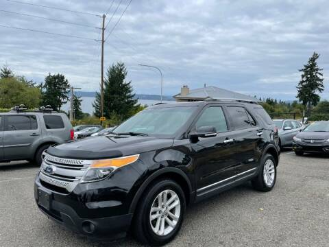 2015 Ford Explorer for sale at KARMA AUTO SALES in Federal Way WA