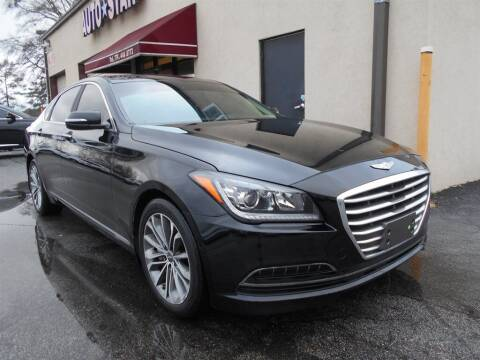 2015 Hyundai Genesis for sale at AutoStar Norcross in Norcross GA