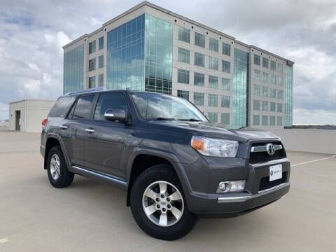 2011 Toyota 4Runner for sale at SIGNATURE Sales & Consignment in Austin TX