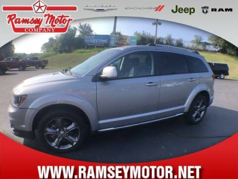 2016 Dodge Journey for sale at RAMSEY MOTOR CO in Harrison AR