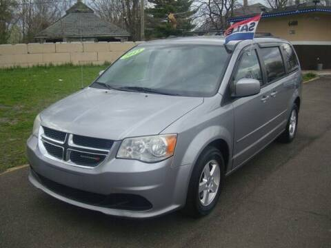 2013 Dodge Grand Caravan for sale at MOTORAMA INC in Detroit MI