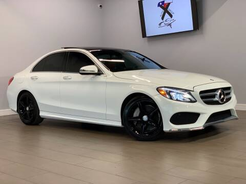 2016 Mercedes-Benz C-Class for sale at TX Auto Group in Houston TX