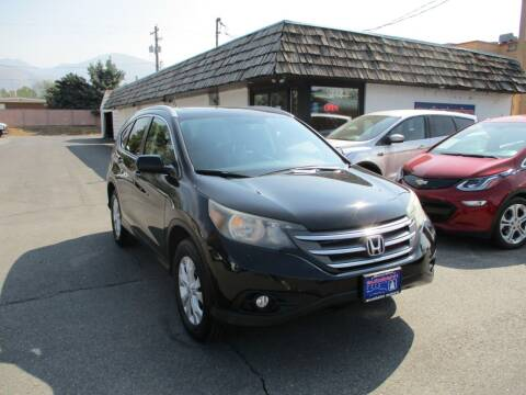 2013 Honda CR-V for sale at Autobahn Motors Corp in Bountiful UT