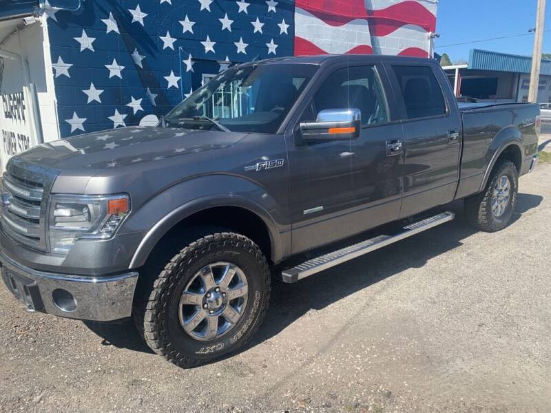 2014 Ford F-150 for sale at The Truck Lot LLC in Lakeland FL
