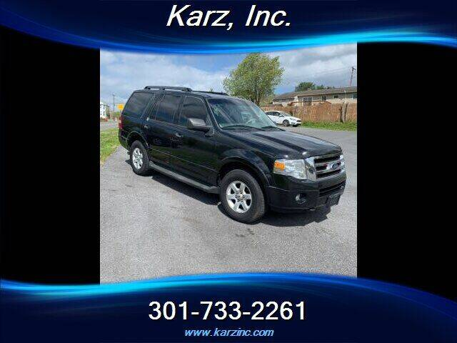 2010 Ford Expedition for sale at Karz INC in Funkstown MD