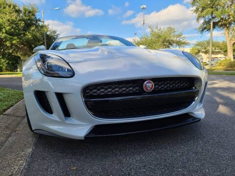 2016 Jaguar F-TYPE for sale at Monaco Motor Group in Orlando FL