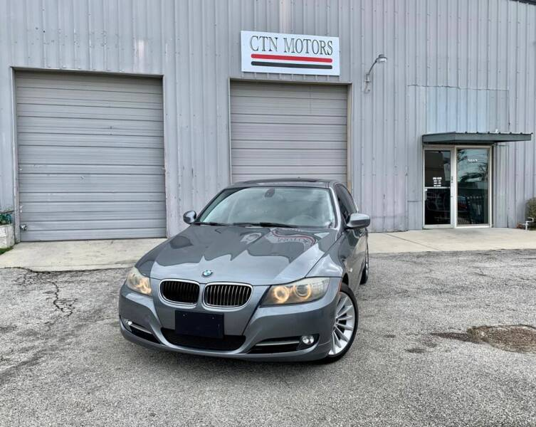 2011 BMW 3 Series for sale at CTN MOTORS in Houston TX