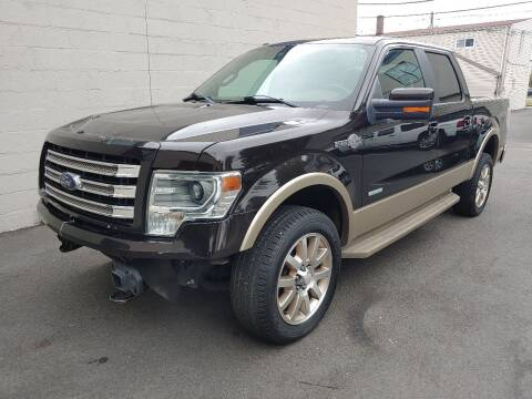 2014 Ford F-150 for sale at Auto Direct Inc in Saddle Brook NJ