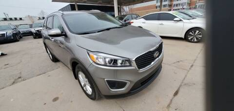 2016 Kia Sorento for sale at Divine Auto Sales LLC in Omaha NE