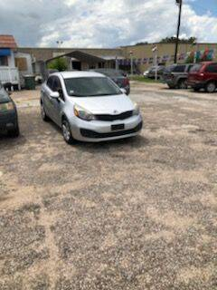 2014 Kia Rio for sale at Jerry Allen Motor Co in Beaumont TX