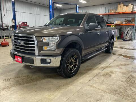 2016 Ford F-150 for sale at Southwest Sales and Service in Redwood Falls MN