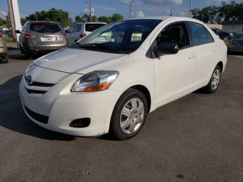 2007 Toyota Yaris for sale at Nonstop Motors in Indianapolis IN